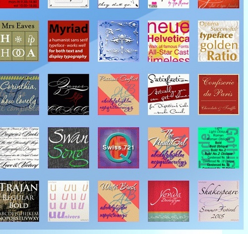 Product picture Top 40 font download